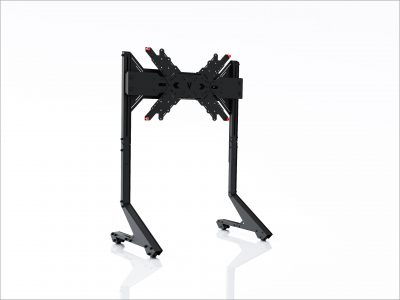 Free Standing Display Bracket Plus – Single Monitor